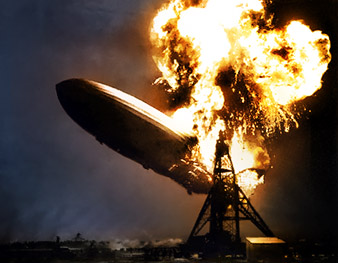 L'ACCIDENT DEL ZEPELÍ HINDENBURG