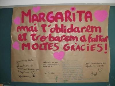 Adeu Margarita!